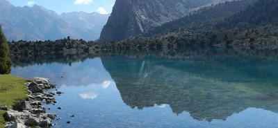 טרק בהרי הפאן